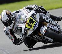 Moto GP - Grande Bretagne D.2: Dixième Randy vise deux places de mieux en course