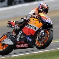Moto GP - Grande Bretagne Qualifications: Casey Stoner maîtrise
