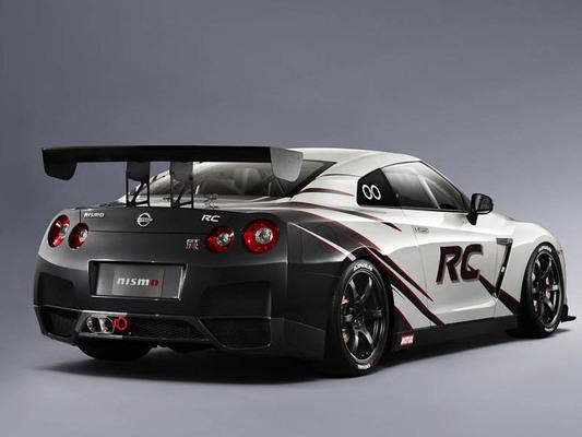 Nouvelle Nissan GT-R RC: la GT3, c'est elle!