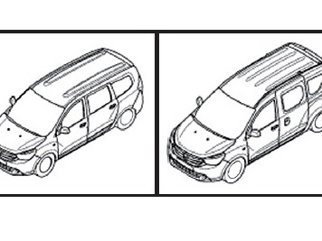 Dacia Dokker : un Lodgy ludospace à porte coulissante