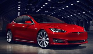 Véhicules électriques: la fin du bonus pour les autos les plus chères