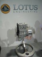 En direct du Salon de Francfort : le nouveau moteur thermique prolongateur d'autonomie de Lotus Engineering