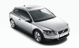 Une Volvo électrique : la C30 BEV
