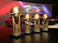 Prix mondial de la voiture de l'année : une Japonaise pour trois Allemandes
