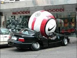 Au Royaume-Uni, les plus mauvais conducteurs sont les footballeurs