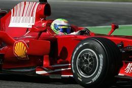 F1 Essais Monza Jour 1 : Massa sur la lancée