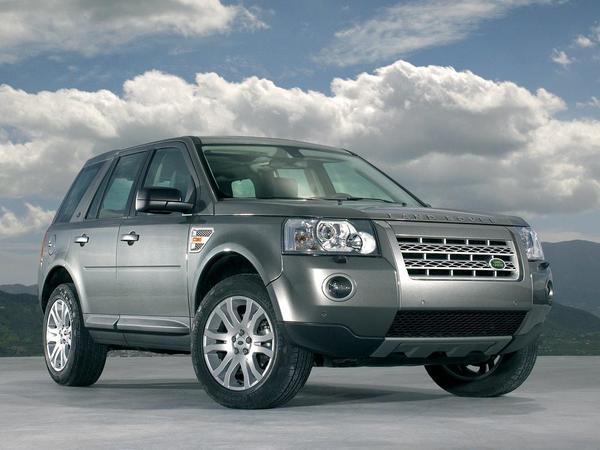 Un nouveau Land Rover en préparation ?