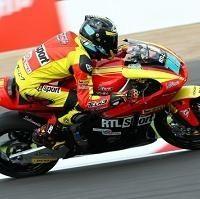 Moto 2 - GP125 Grande Bretagne D.3: Simeon et Folger surnagent