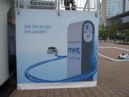En direct du Salon de Francfort : l'annonce d'une collaboration entre Renault et la compagnie d'électricité RWE