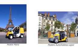 Des facteurs conduiront des quads électriques d'ici fin 2009 !
