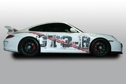 Cargraphic propose des jantes à fixation centrale pour la Porsche 911 GT3