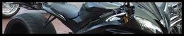 Photo du jour : Yamaha YZF R6 édition spéciale « pneu 4XL »