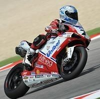 Superbike - Misano M.1: Carlos Checa intraitable