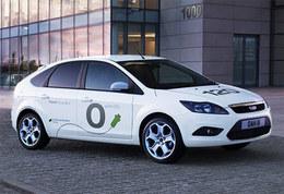 Une Ford électrique : la Focus BEV