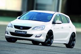 Nouvelle Opel Astra par Irmscher : belle sobriété