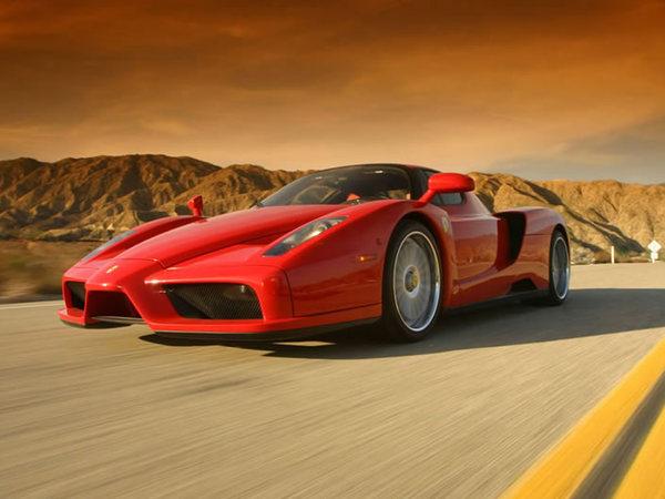 La nouvelle Ferrari Enzo dévoilée en fin d'année