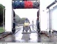 Vidéo du jour : Bike wash !