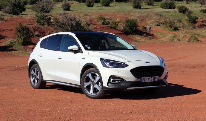 Essai vidéo - Ford Focus Active : compacte des champs