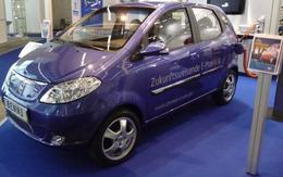 La German E Cars Benni électrique devrait sortir en 2010 en Europe