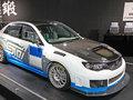 Subaru officiellement engagée aux 24 Heures du Nürburgring 2011