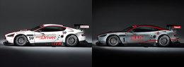 Nouveau championnat du monde GT1: Aston Martin soutiendra deux écuries