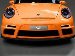 Porsche 997 Turbo phase 2 9ff, jusqu'à 640 chevaux !