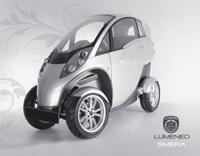 La Smera : un véhicule ludique et 100% écologique