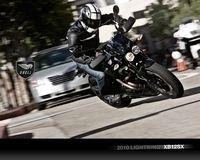 Nouveauté 2010 : Buell Lightning CityX XB12SX