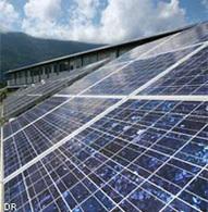Record : un tunnel autoroutier recouvert de 16 000 panneaux solaires