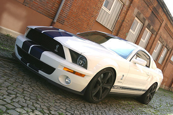 Ford Mustang Shelby GT500 Geiger