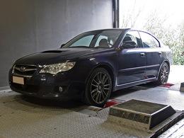Shiftech passe le 2l diesel Subaru à 200 chevaux