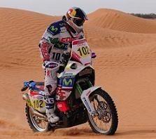 Rallye de Tunisie 2010 : 5ème étape, Rodrigues pour l'honneur