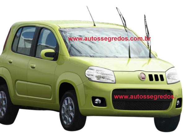 Fiat Uno do Brazil : très imminente
