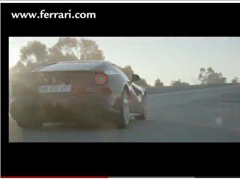 [vidéo] La Ferrari F12 berlinetta dans toute sa splendeur