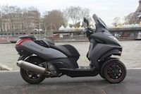 Peugeot Scooters : une campagne de rappel vise 700 Métropolis