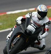 Moto GP - Test Sepang D.1: L'aventure commence pour James