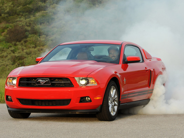 Rien que pour nous : La prochaine Ford Mustang sera diesel !
