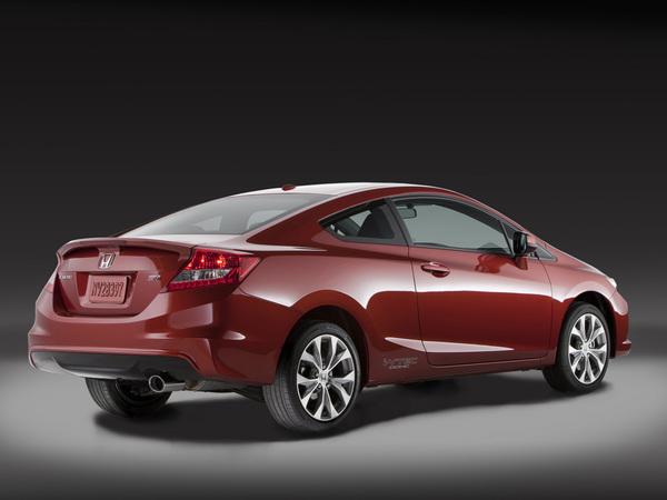 Nouvelle Honda Civic US : officielle...ment sans surprise