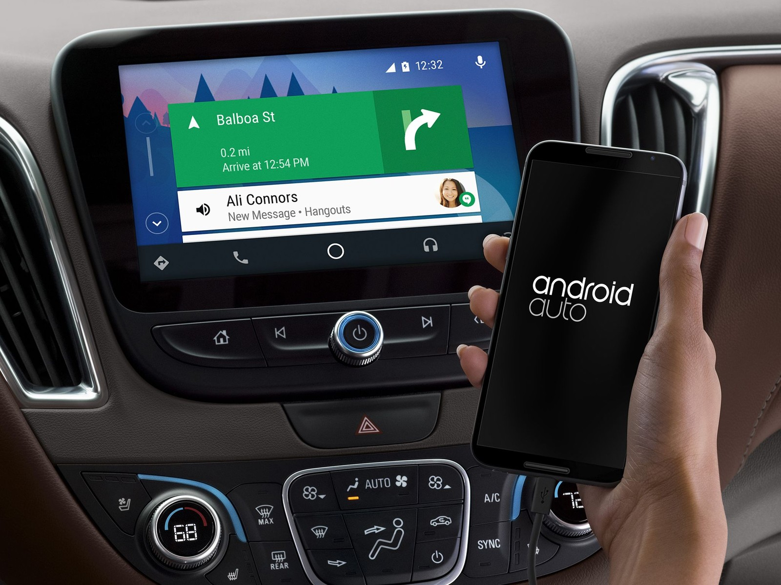 Connectivité - Android Auto, Apple CarPlay et MirrorLink