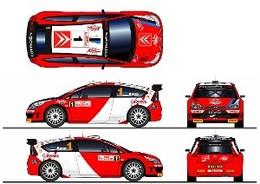 WRC Citroën : test pilotes, Mikkelsen ne sera pas seul