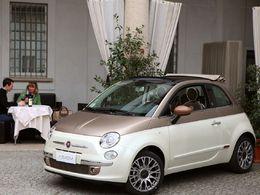 Fiat 500C Sassicaia par Aznom : très chère petite