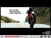 Vidéo Moto : Retour sur la Ducati Monster 1100S «Christian Audigier» by Rever Corsa