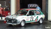 Minature : 1/43ème - FIAT Ritmo Abarth