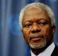 Kofi Annan : la voiture électrique, d'accord... mais quid des pays en développement ?