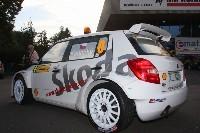 La Skoda Fabia S2000 en vidéo au Barum Rally Zlin