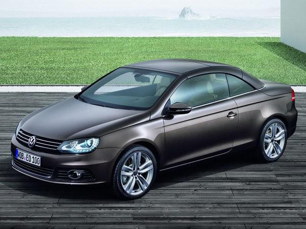 Volkswagen Eos restylée : les tarifs complets