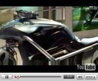 Vidéo moto : Crosscage de Suzuki