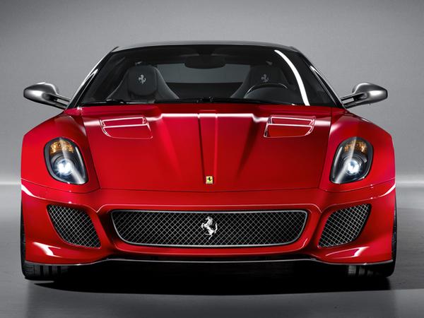 Ferrari 599 GTO : officielle cette fois-ci