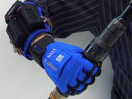 Un gant pour aider les ouvriers des lignes de production