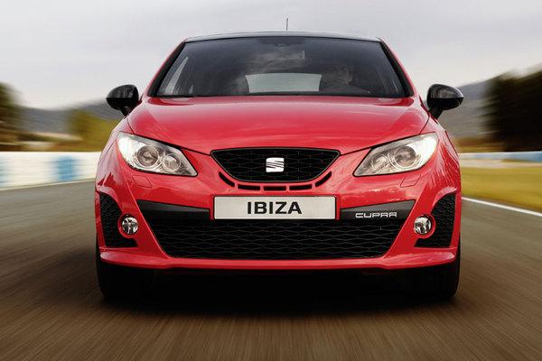 Nouvelle Seat Ibiza Cupra : la voilà !